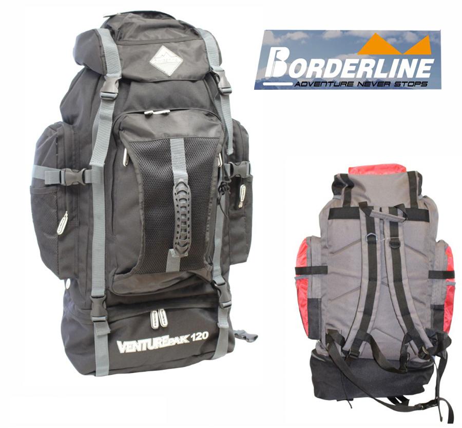 Large Camping Hiking Travel Festival Rucksack Backpack Bag Back Pack 120 Litre